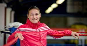 Katie Taylor is among the boxers competing in Samsun, Turkey. Photograph: Morgan Treacy/INPHO