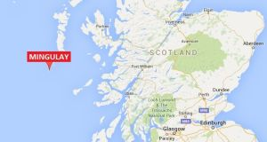 The UK Coastguard received a distress alert when the fishing vessel's emergency positioning beacon was activated near Mingulay