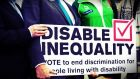 The Disable Inequality campaign called for a full-time cabinet minister for disability inclusion before the recent general election.