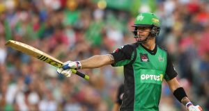 Kevin Pietersen would consider a return to international cricket with his native South Africa. Photograph: Getty