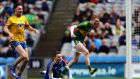 Colm Cooper scored Kerry's opening goal against Roscommon. Photograph: Inpho