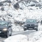 White Kingdom: Kerry hit by heavy snow as cold weather sweeps the country. The main Killarney to Kenmare road covered in the snow at Moll's Gap outside Killarney in Co Kerry yesterday. Photograph: Don MacMonagle