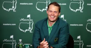A final day 67 saw Danny Willett win the US Masters. Photograph: Getty