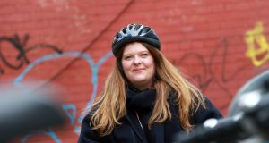 Róisín Ingle: Cyclists are punctual and are never held hostage by an untruthful bus timetable. Photograph: Nick Bradshaw.