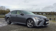 Our Test Drive: the Lexus GS300H