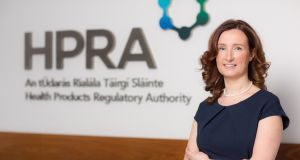 Lorraine Nolan: Health Products Regulatory Authority chief executive: Nolan comes from a scientific family – 'my sister is a nurse, one brother is a biologist, another is a biochemist and another is an electronic engineer. I blame my parents who bought us all chemistry sets as children.'