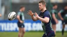 Connacht's Matt Healy has impressed this season and is in Joe Schmidt's training squad. Photograph: Inpho