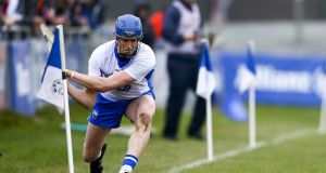 Austin Gleeson is one of the young Waterford players to have become physically stronger, according to manager Derek McGrath. Photograph: Ken Sutton/Inpho