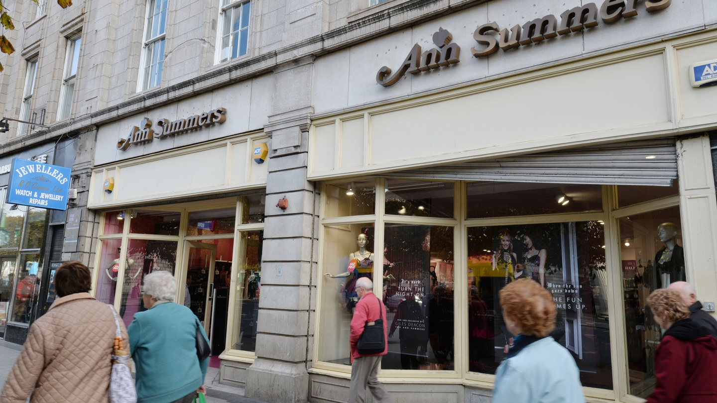 genio veneno ladrón  Ann Summers back in black as recovery boosts lingerie sales