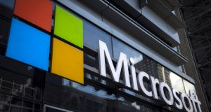 Microsoft says the US government is abusing a decades-old law. Photograph: Reuters