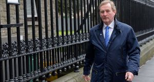 In the coming days Fine Gael will attempt to assemble the numbers to have Enda Kenny elected taoiseach at the fourth attempt next Wednesday, .Photograph: Eric Luke / The Irish Times
