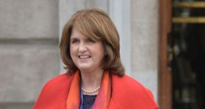 Joan Burton criticised the disproportionate maleness of the current government negotiations on Saturday, while speaking at the Women In Media conference in Ballybunion, Co Kerry.