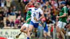 Patrick Curran scored for Waterford in their win over Limerick in Thurles. Photograph: Inpho