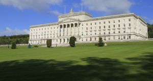 Stormont: the report says there could be a  greater devolution of economic powers to Stormont at a time when Northern Ireland would be looking for a greater helping hand from Westminster to make up for its EU losses