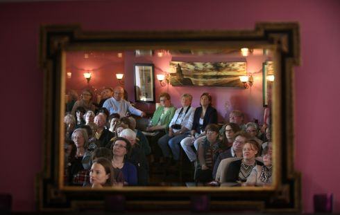 WOMEN MATTER: At the annual  Women in Media event at Kilcooly's Country House Hotel, Ballybunion, Co. Kerry at the weekend. Photograph: Valerie O'Sullivan