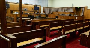 A   man, who cannot be named for legal reasons, was convicted by a Central Criminal Court jury last February of two charges of rape, two charges of anal rape and assaulting a woman causing her harm at his Laois home on July 19th, 2012. File photograph: Cyril Byrne/The Irish Times