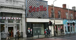 Opened in 1923, the Stella had the capacity to hold 1,283 cinema-goers. Now being sold, it also boasted a ballroom and was the hub of the social scene in the southeast inner city.  File photograph: Matt Kavanagh/The Irish Times