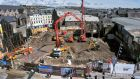View of the Capitol site, developed by John Cleary Developments, Cork city. Photograph: Daragh Mc Sweeney/Provision