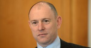 David Harney, managing director of Irish Life corporate business is to take over as chief executive.