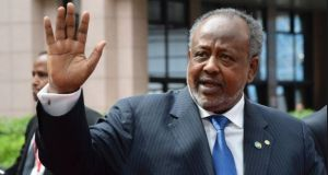 President Ismael Omar Guelleh (68) has been president of Djibouti since 1999 when he took over from his uncle, the state's first leader after it obtained independence in the 1970s. File photograph: BBC