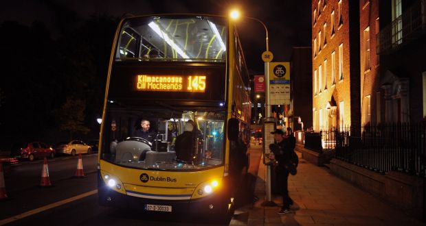 Dublin Bus unions reject pay offer of 6% over four years