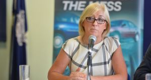 Moyagh Murdock, CEO of the Road Safety Authority. Photograph: Sara Freund/The Irish Times