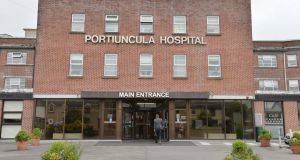 Further delay announced to a review of 18 problem births in the maternity unit of Portiuncula Hospital, Ballinasloe, Co Galway. Photograph: Alan Betson/The Irish Times