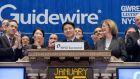 Guidewire, which employs over 160 people in Ireland, raised $100 million in 2012 when it floated on the New York Stock Exchange