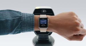 Apple Pay: can be used with the firm's smartwatch