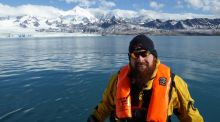 Polar opposite: The Irishman who spent 18 months living in Antarctica