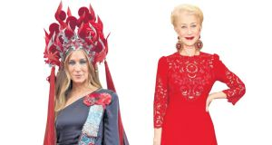 At last year's Met ball were Sarah Jessica Parker, who featured on the best- and worst-dressed lists; and Helen Mirren, who proved that sexy has no age limit. Photographs: Getty Images