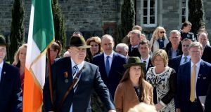 "Now Martin has dramatically re-engaged northwards, using his Arbour Hill address last week to demand ""direct engagement by both the Irish and British governments"". Photograph: Cyril Byrne / THE IRISH TIMES"