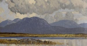 'A Kerry Lake' by Paul Henry (1935)