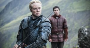 Tough-as-nails Brienne of Tarth