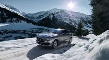 Maserati   masters the art of the diesel SUV