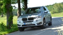 Road Test: Hybrid BMW X5 40e should please both camps
