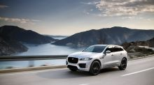 First Drive: Could the F-Pace be Jaguar's Qashqai?