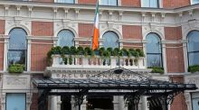 Grand Old Lady of St Stephen's Green unveils her facelift