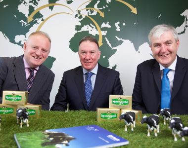 Ornua, the artists formerly known as the Irish Dairy Board,  paid nine senior executives a total of €9 million over the past two years.