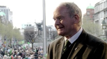 Thousands turn out to mark the actual centenary of the Easter Rising