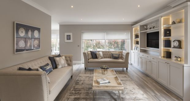High Spec Foxrock Scheme From Moran Park Homes