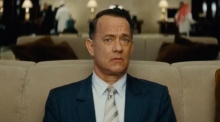 Tom Hanks claims to have 'put 100 quid on Leicester'