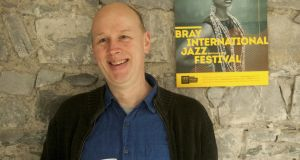 "Bray jazz festival director George Jacob: ""Jazz attracts interesting and creative people, people who are more motivated by the art that they create than the money they can make from it"""