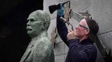 James Connolly gets a makeover