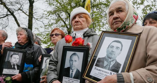 Ukraine belarus and russia honour chernobyl victims freerunsca Images