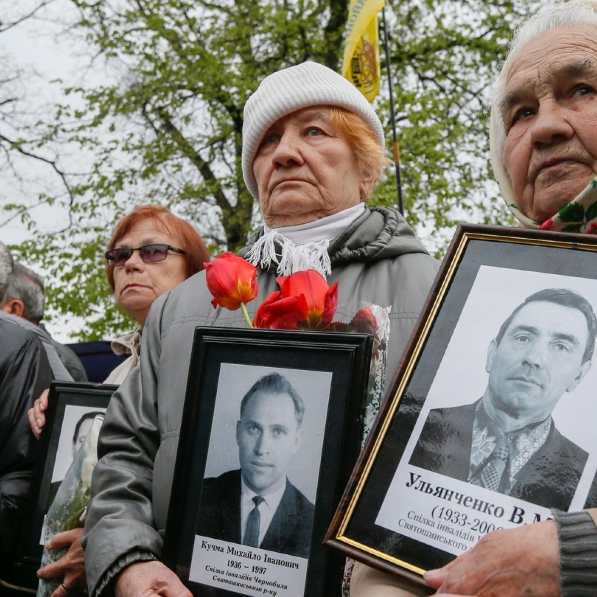 Ukraine, Belarus and Russia honour Chernobyl victims