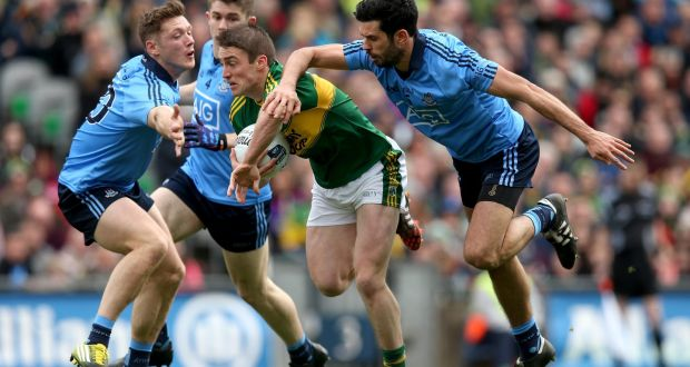 Seán Moran: Dublin couldn't have looked for much more from