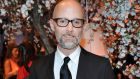"Moby's music memoir 'Porcelain' will details his life from 1989-1999, and look at New York City, ""as it transitioned from being a broken, dirty city to the bizarre and stratospherically expensive city"". (Photo by Donato Sardella/Getty Images"