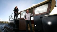 Holidays on a luxury barge? In Leitrim? Whatever floats your boatel