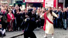 Video of dancing 'Jesus' in Temple Bar goes viral